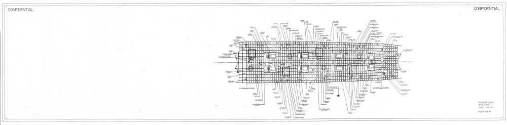 medium resolution of uss iowa bb 61 sheet 9