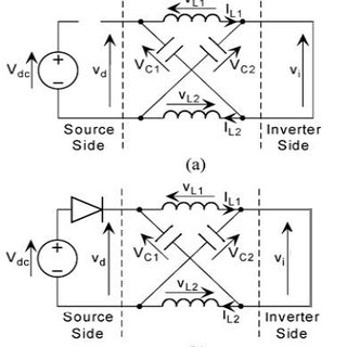 Construction of Z source inverter for five phase induction