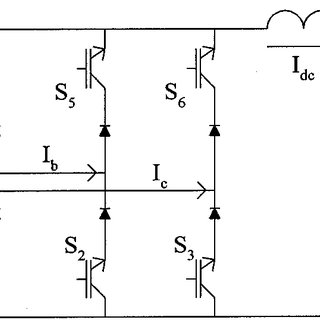 (PDF) A unity-power-factor three-phase PWM SCR rectifier
