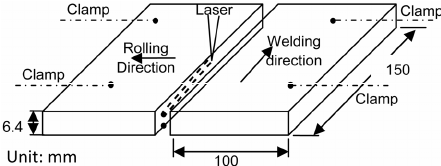 Effect of Laser Beam Welding Parameters on Microstructure