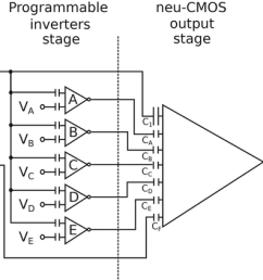 schematic diagram of the universal circuit used for logic gates download scientific diagram [ 850 x 1002 Pixel ]
