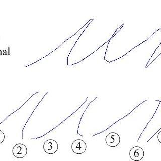 4 (a) INSEG based segmentation (left) showing 3 hypothesis