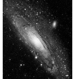 andromeda galaxy m31 a visible image b ir [ 850 x 1125 Pixel ]