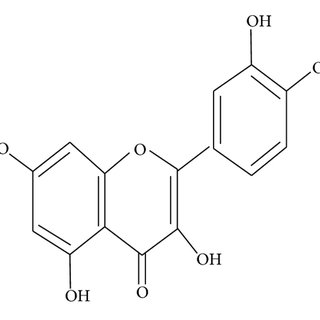 Structure of (a) flavonoid glycoside and (b) aglycone
