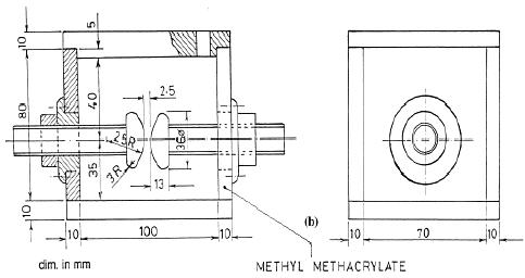 Schematic diagram of Breakdown Voltage test cell [18, 19