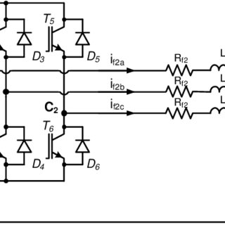 (PDF) Control of 3-leg 4-wire inverter with passive LC