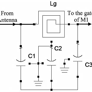 Single stage of a resistive-feedback inverter. (a