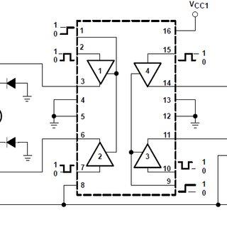 (a) An SPDT Relay Circuit Schematic (b) A DPDT Relay