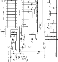 circuit diagram of the digital multimeter dmm  [ 850 x 1237 Pixel ]