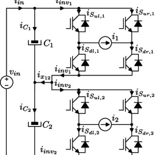a) PWM logic for Sine–Triangular modulation and carriers