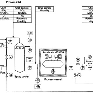 (PDF) Electron beam flue gas treatment process for
