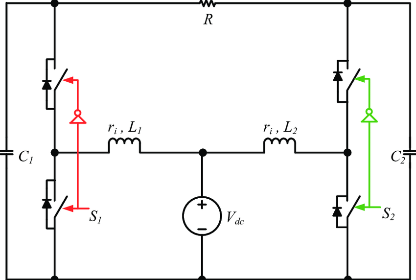 The proposed bipolar high-voltage pulse generator