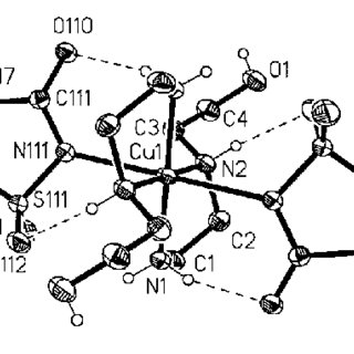 (PDF) Metal Complexes of Saccharin with the N-(2