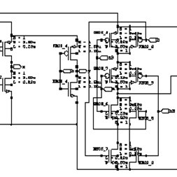 Schematic diagram of Conventional 2-Bit SISO Shift