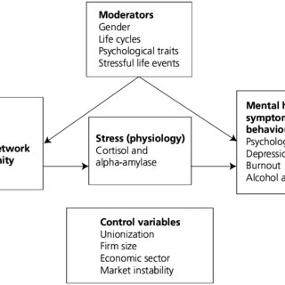 (PDF) Psychosocial and Biological Indicators in the