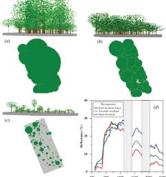 profile diagrams representative of a semi deciduous forest b savannah [ 850 x 971 Pixel ]