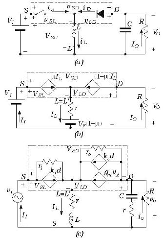 Boost Converter Circuit Diagram Buck Regulator Circuit
