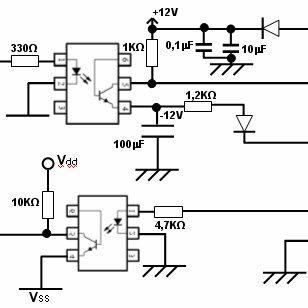 Circuito impreso de la interfaz CONCLUSIONES El circuito