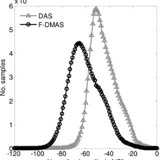 Improved DMAS beamformer block-diagram. White-background