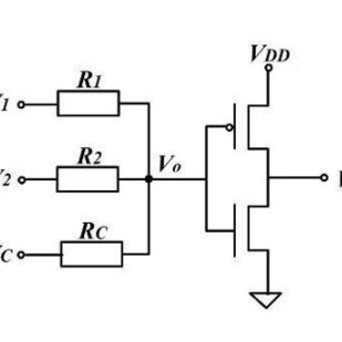 Memristor crossbar array read cycle. (a) Reading the first