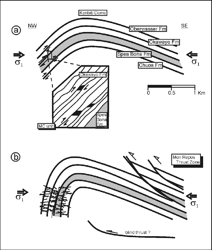 Synoptic sketch showing the envisaged evolution of the