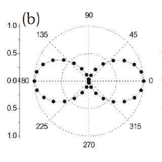 (a) Cycloidal optical axis grating (OAG), in which the