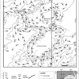 (PDF) Geological and geomorphological characteristics of