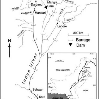 (PDF) Mica in the Indus River: An Indicator of Changes in