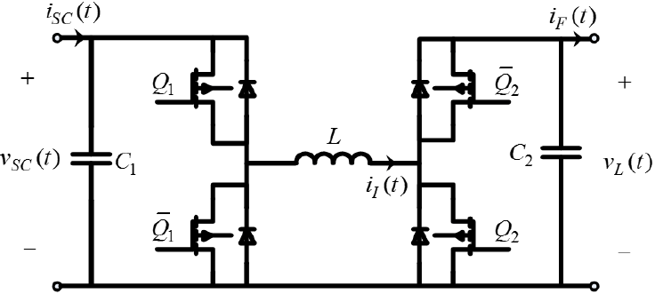Bidirectional non-inverting buck-boost converter
