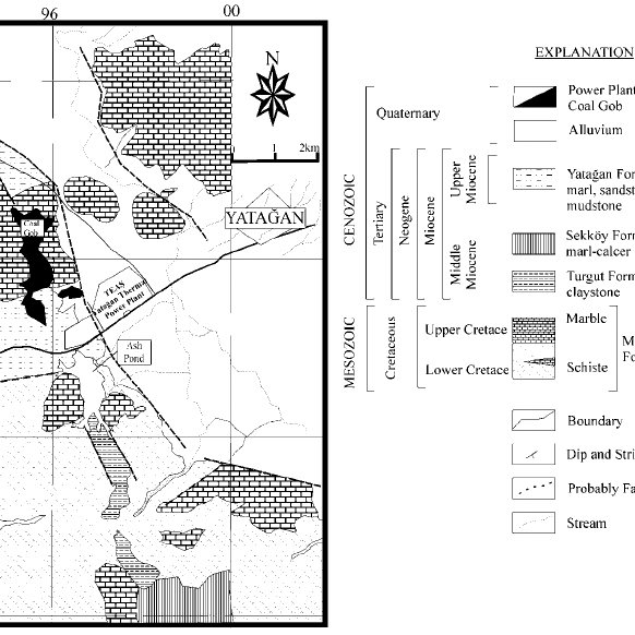 (PDF) Geochemical Assessment of Environmental Effects of