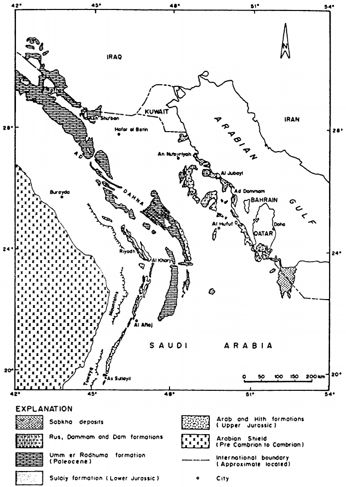 Karst Hazard Assessment of Eastern Saudi Arabia (PDF