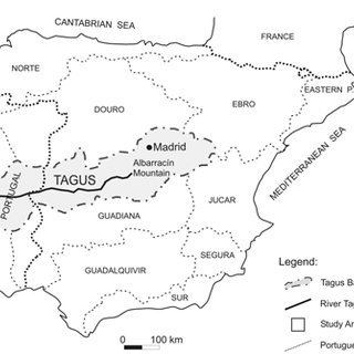 (PDF) Floodplain Sediments of the Tagus River, Portugal