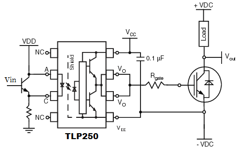 Gate driver circuit for MOSFET & IGBT Fig.10 shows the