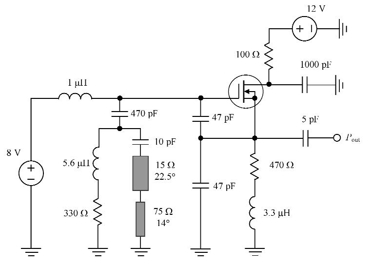 mosfet circuit simulator