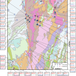 Geologic Map Of The Central Part Of The Santander Massif See Figure 4 Download Scientific Diagram