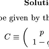 (PDF) A Solution Manual to The Econometrics of Financial