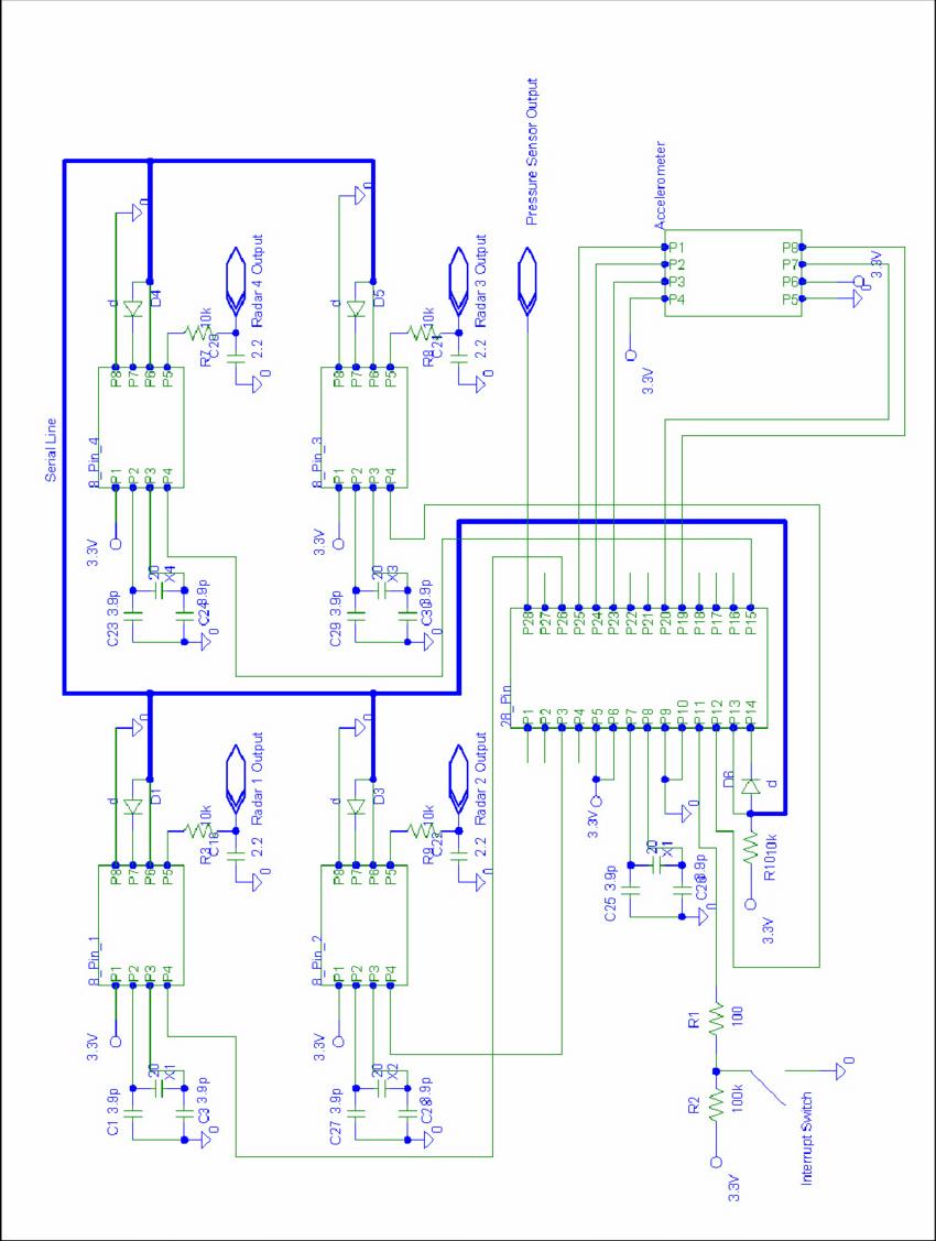 medium resolution of full digital circuit diagram for pcb
