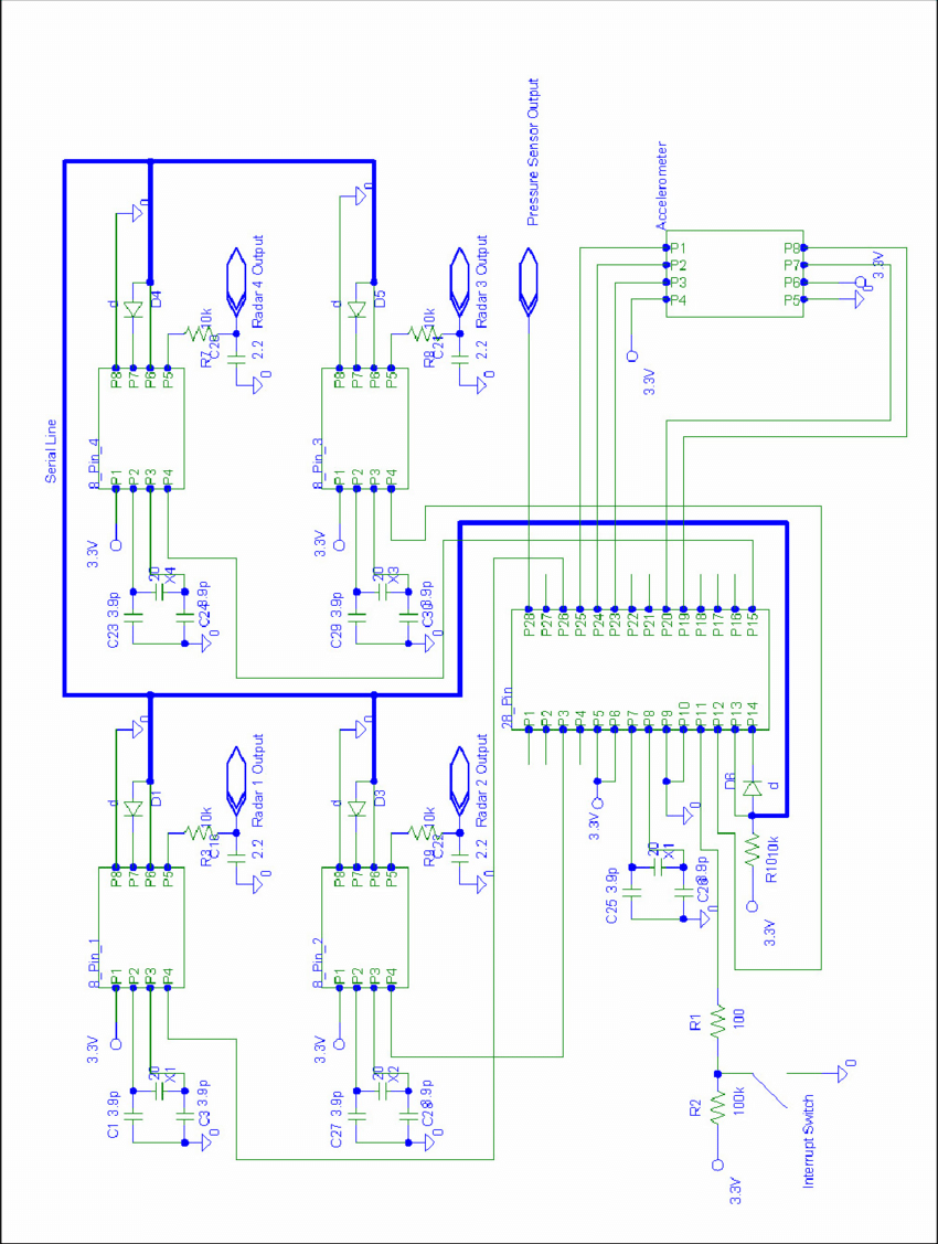 hight resolution of full digital circuit diagram for pcb