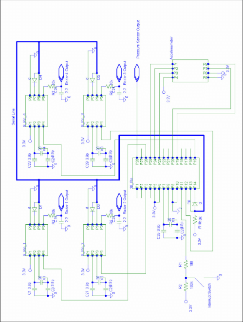 small resolution of full digital circuit diagram for pcb