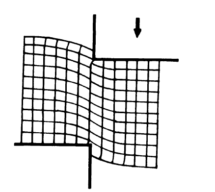Two-dimensional approximation of cylindrical bar cropping