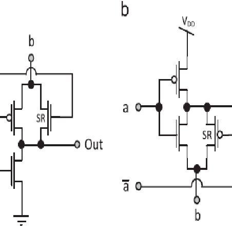 Proposed Pseudo NMOS Logic (NOR, XOR) Figure.3 Proposed