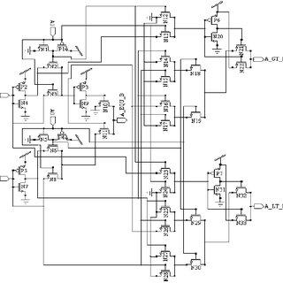 2-Bit Comparator using Transmission Gate logic [5