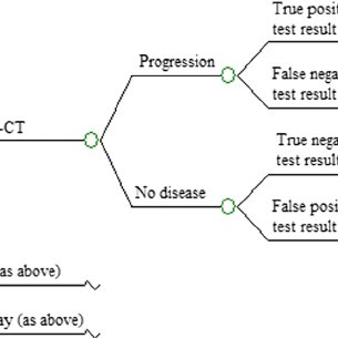 Schematic example of cost-effectiveness acceptability