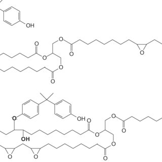 Chemical structure of cation exchangers Amberlyst 15 and