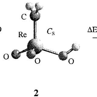 (PDF) Matrix Photochemistry of Methyltrioxorhenium(VII