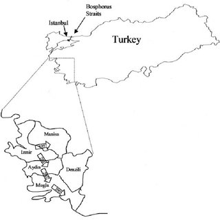 (PDF) Wildlife rabies in Western Turkey: The spread of