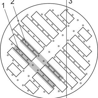 Process flow diagram total reflux distillation column