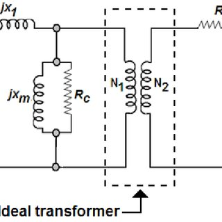 (PDF) CALCULATION OF POWER TRANSFORMERS EQUIVALENT CIRCUIT