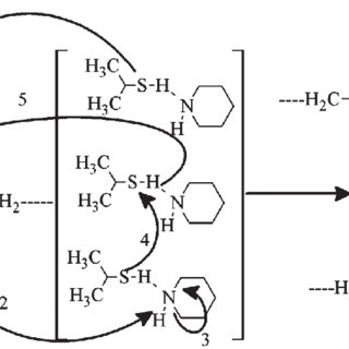 Proposed mechanism of devulcanization in the Counter Cure