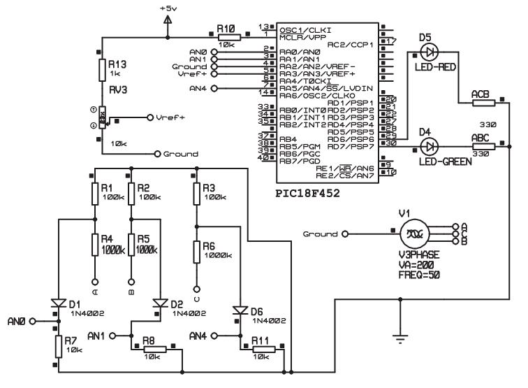 3 Phase Wiring Diagram Symbols Circuit FULL HD Version